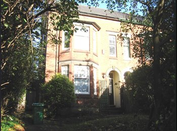 EasyRoommate UK - Spacious six double bedroom house - £85pppw - Nottingham, Nottingham - £371 pcm