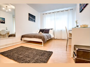 EasyRoommate UK - King size room 10 minutes from London Bridge - Waterloo and London Bridge, London - £998 pcm
