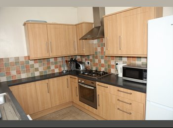 EasyRoommate UK - x2 Double Room available in this 3 Bed Spacious Accommodation in Loughborough , Loughborough - £325 pcm
