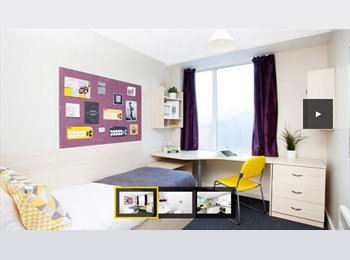 B4 deluxe ensuite room, close to city center and BCU, Aston