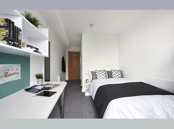 Studio Flats and Cluster Rooms Available!