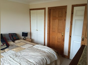 EasyRoommate UK - Bright room with great views in large modern house - Bickington, Newton Abbot - £400 pcm