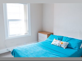 Double bedrooms near popular Sefton Park **ONLY 1 LEFT!!**