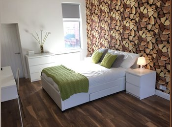 Luxurious and Large Double Rooms with Ensuite to Rent