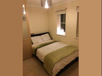 EasyRoommate UK - Modern Room in Luxury Houseshare in Chelmsford - Chelmsford, Chelmsford - £430 pcm