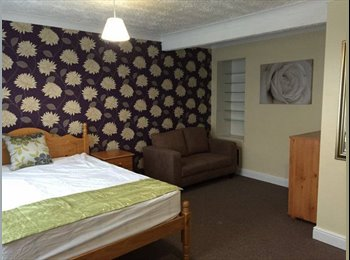Stunning Rooms in Burton on Trent