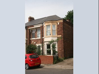 EasyRoommate UK - AVAILABLE TO STUDENTS LARGE SEMI DETACHED PROPERTY CLOSE TO UNIVERSITIES - Heaton, Newcastle upon Tyne - £229 pcm