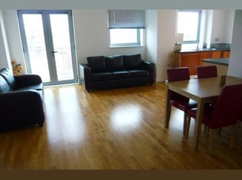 Double bedroom in City Island, Leeds City Centre