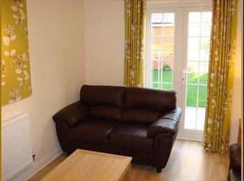 EasyRoommate UK - Double Room Available in Luxury House, Peterborough - £350 pcm