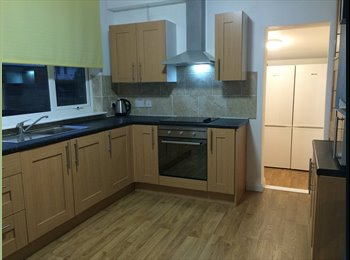 2 Double En-suite Rooms in Lovely Shared House - Available...