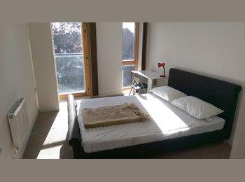 BIG Double Room in BIG 2 beds Flat - Short/Long Term
