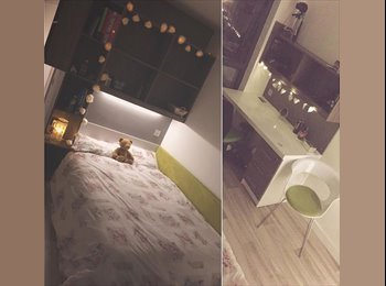 Double bed en suite room built 2015