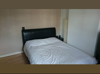 Spacious Double rooms and single room.