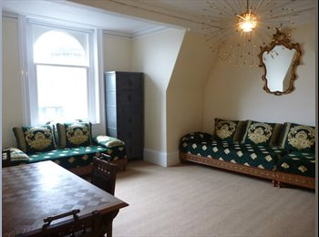 EasyRoommate UK - Double bedroom in spacious, sunny 2 bed flat in city centre - short term rent - Dundee, Dundee - £320 pcm