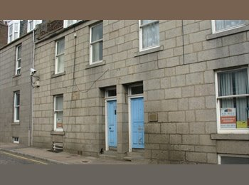 Rooms Available in central Aberdeen, £300pcm