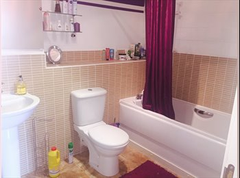 Double ensuite in a luxury clean & cosy flat