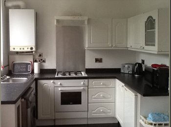 Two rooms to let modern clean house, fantastic location