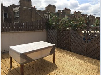 There's a double room going in - Kennington.