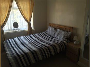 A cozy double room in Hanley