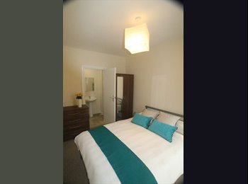 Modern Ensuite Room, Newly Refurbished,  City Centre