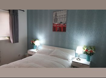 Double Room to rent .. Only professional or student female
