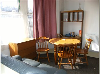 EasyRoommate UK - Roath - House share in quiet warm tidy house for working person - Roath, Cardiff - £240 pcm