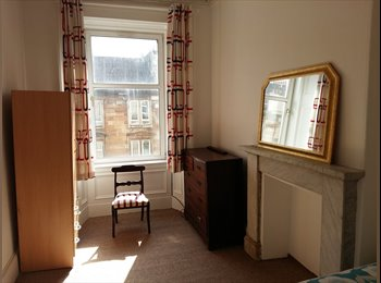 EasyRoommate UK - One Bright Double Room in Queens Park, Glasgow - £325 pcm