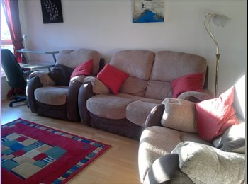 DOuble room in a well maintained flat
