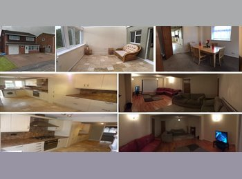 DISCOUNTED FOR MAY!  Large Rooms To Rent, All Bills...