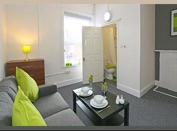 Gorgeous top floor 1 bed flat in Leeds!