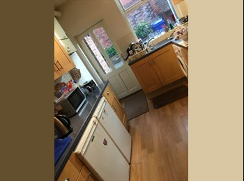 EasyRoommate UK - Room in spacious shared house , Sheffield - £270 pcm