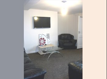 EasyRoommate UK - Spacious 4 bedroom upper maisonette with in walking didtance of Uni - Heaton, Newcastle upon Tyne - £340 pcm