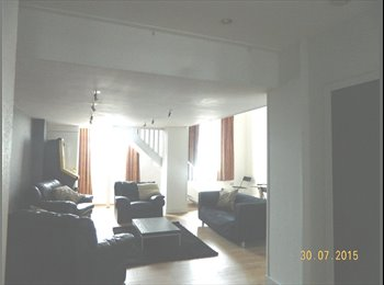 EasyRoommate UK - Hugle spacious 5 bedroom converted warehouse - Heaton, Newcastle upon Tyne - £85 pcm