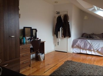 EasyRoommate UK - Large room available May - end of Aug - Heaton, Newcastle upon Tyne - £260 pcm