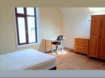 EasyRoommate UK - Large double bedroom in Didsbury - Didsbury, Manchester - £390 pcm