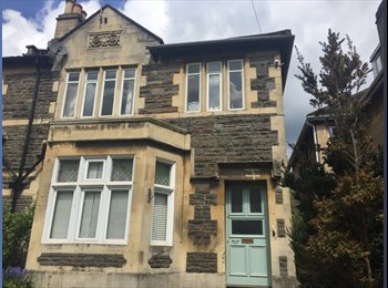 EasyRoommate UK - Double room in professional flat share, fully furnished with amazing location - Bath, Bath and NE Somerset - £460 pcm