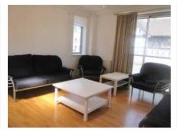 A double room near Mornington Cresent