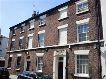 EasyRoommate UK - Flatmate Wanted! House in Town - Liverpool Centre, Liverpool - £420 pcm