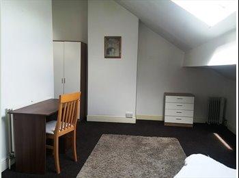 EasyRoommate UK - Large attic room-Burley houseshare-ALL BILLS INCLUDED - Burley, Leeds - £375 pcm