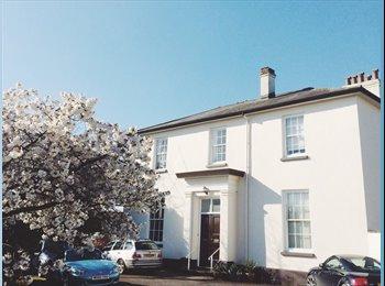 EasyRoommate UK - Lovely Double Room near Exeter. - Thorverton, Exeter - £450 pcm