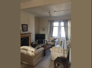 Large double room in beautiful Victorian-era flat
