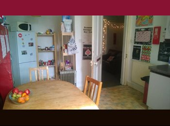 Large room in the West End of Glasgow