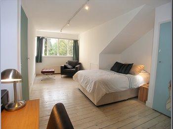 Bright top floor double room in Hammersmith