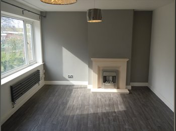 EasyRoommate UK - Fantastic completely refurbished 3 bedroom house - Beeston, Nottingham - £795 pcm