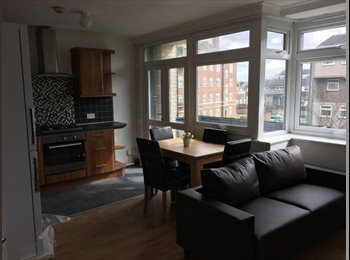 1 SINGLE / 1 TWIN IN TOOTING BROADWAY!!! NEWLY...
