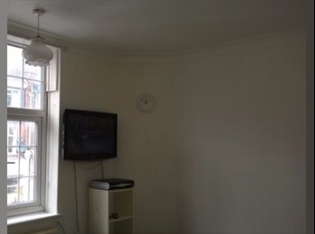 Spacious Double Room- Flat Share for Single Professional-...