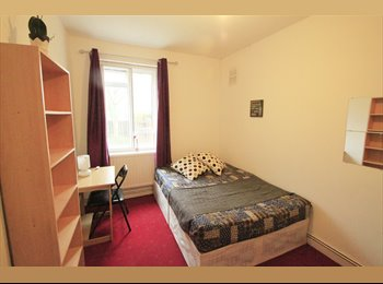 Lovely Double room for single use in Holloway, great...