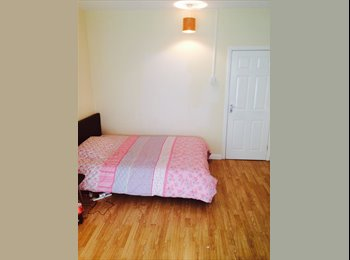 Double room for a single person