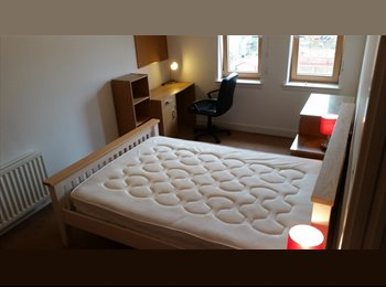 Non-smoking Double Room Available (Bills included)