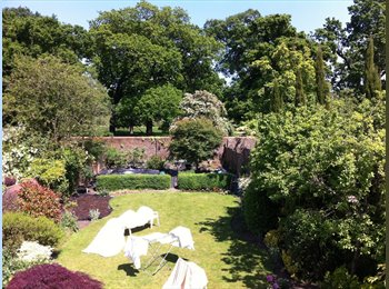 EasyRoommate UK - Want to live near Richmond Park?  - Norbiton, London - £500 pcm